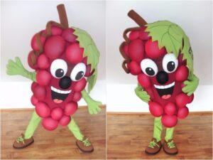 Mascot grapes